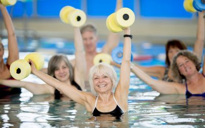 7 Reasons Why You Need to Join a Water Aerobics Class