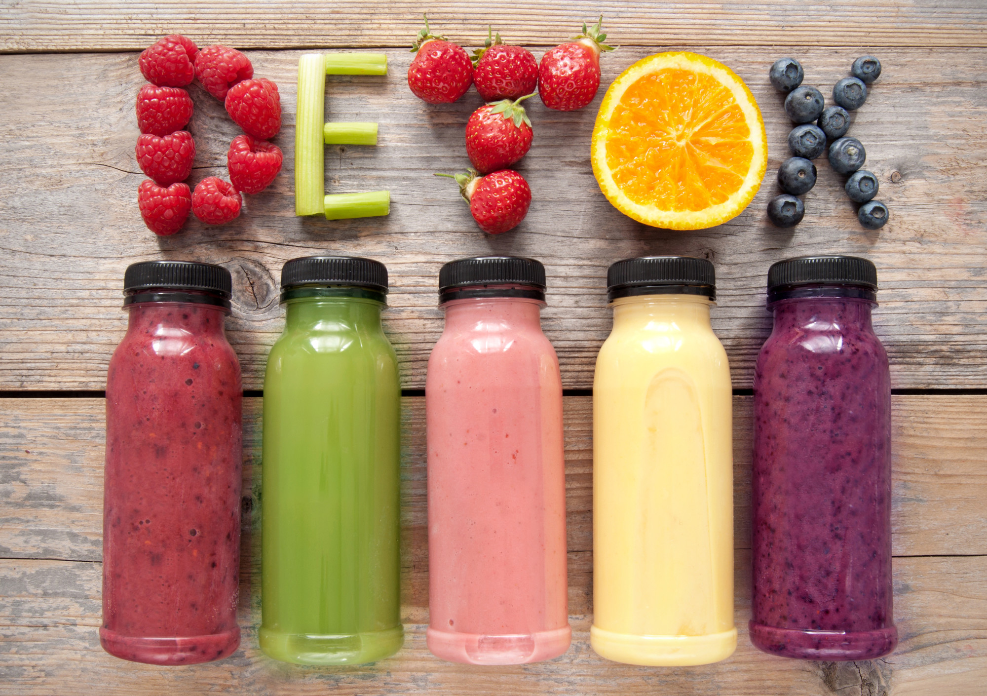 5 Powerful Health Benefits of Detoxing Your Body This Summer